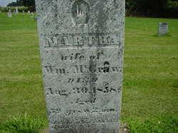 Martha <I>Higgins</I> McGraw