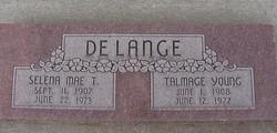 Talmage Young DeLange