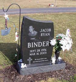 Jacob Ryan Binder