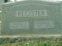Thomas Jefferson Register