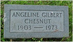 Angeline <I>Gilbert</I> Chesnut