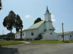 Mount Alexander United Methodist Church Cemetery