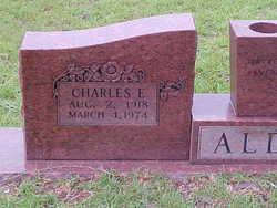 Charles E Aldy
