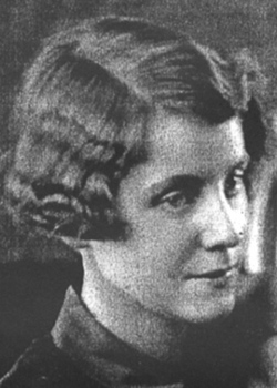Grace Gertrude <I>Wormood</I> Foutch