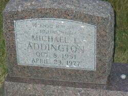Michael L Addington