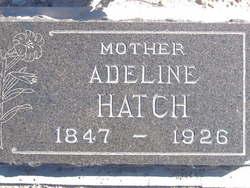 Adeline Aldura <I>Winn</I> Hatch