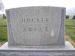 Mildred H <I>Hocker</I> Abele