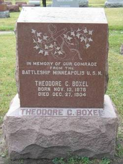 Theodore Boxel