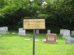 Clifton United Jewish Cemetery