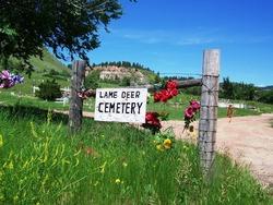 Lame Deer Cemetery