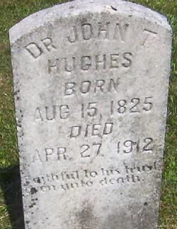 Dr John Tilman Hughes