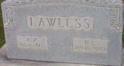 Arizona Z <I>Salyers</I> Lawless