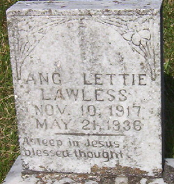 Ang Lettie Lawless