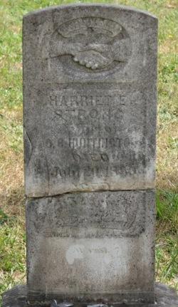 Harriet E. <I>Strong</I> Huntington