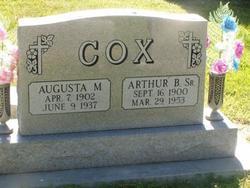 Arthur B. Cox, Sr.