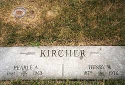 Henry William Kircher