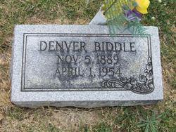 Denver Biddle