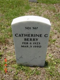 Catherine Grace Berry