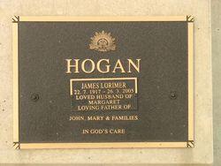 James Larimer Hogan