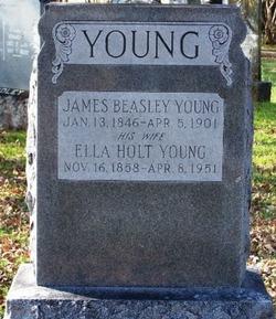 Ella <I>Holt</I> Young