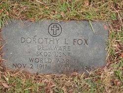 """Dorothy Linnea """"Dolly"""" Fox"""