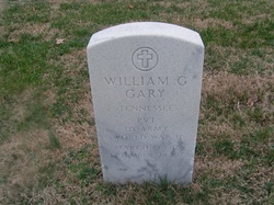 William Graham Gary