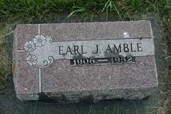 Earl John Amble