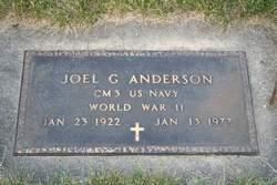 Joel Gustav Anderson