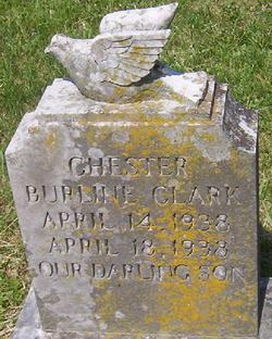 Chester Burline Clark