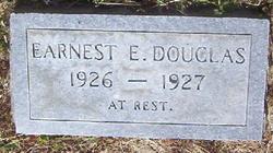 Earnest E Douglas