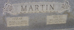 Ida Elizabeth <I>Morrow</I> Martin