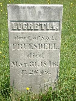 Lucretia Truesdell