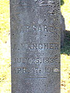 Margaret Ann <I>Hancher</I> Cain