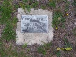 Louise Hatsell