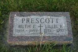 Ruth Elizabeth Prescott