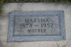 Martha <I>Gurvin</I> Weness