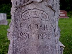 John Francis Marion Bailey