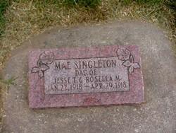 Mae Singleton