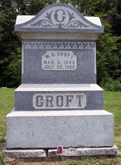 William Congrave Croft