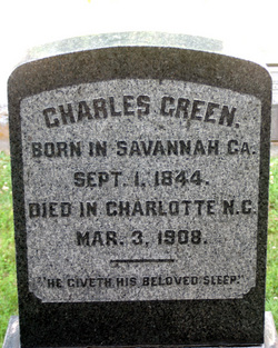 Charles Green, Jr
