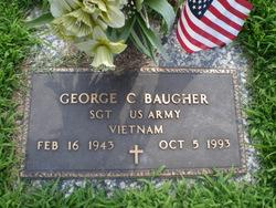 "George Clinton ""Tootie"" Baugher"