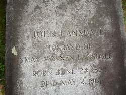 John Lansdale