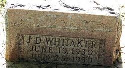Jesse Daniel Whitaker