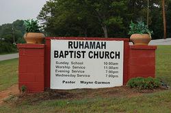 Ruhamah Baptist Church Cemetery