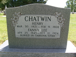 Henry Chatwin