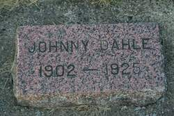 Johnny Melvin Dahle