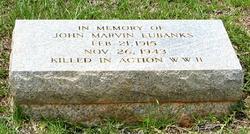 John Marvin Eubanks