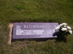Mollie <I>Able</I> Blumhagen