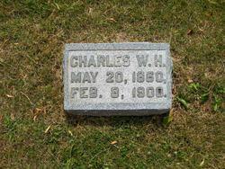 Charles Willard Huffman