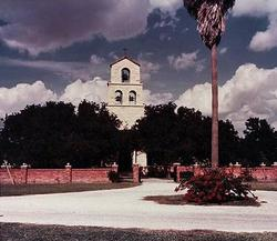 Shary Memorial Chapel Cemetery